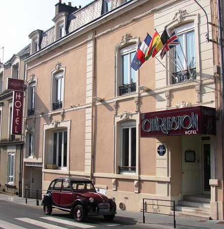 Hotel Luxe Le Mans
