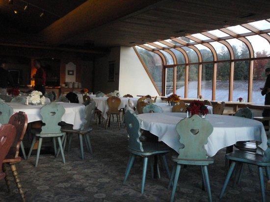 Enzian Inn : Dining Room