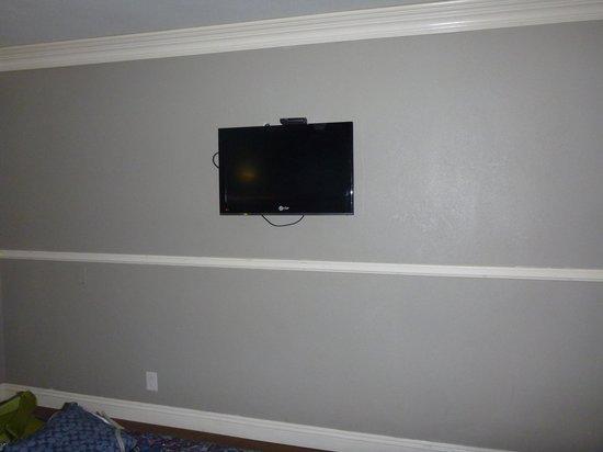 Hotel Salina Long Beach : TV