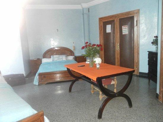Hotel Velleda: Chambre