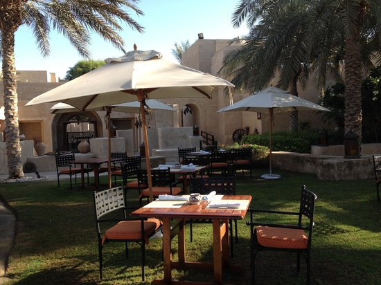 Bab Al Shams Desert Resort & Spa : Around the hotel