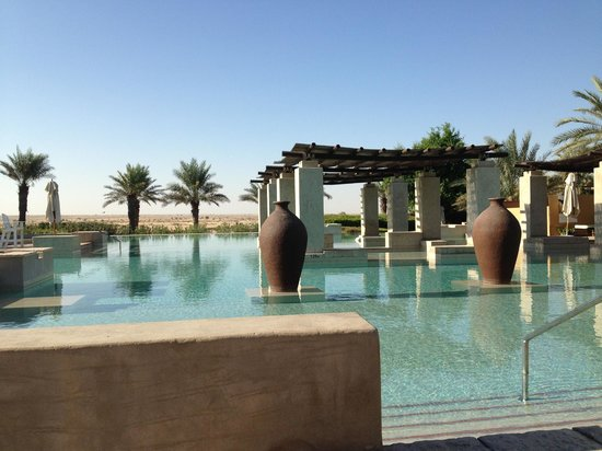 Bab Al Shams Desert Resort & Spa : Pool
