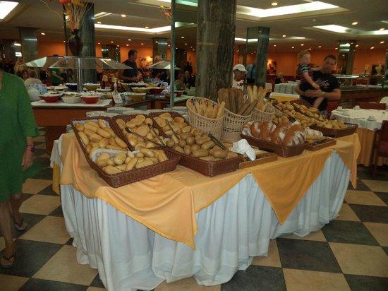 Best Tenerife: buffet met veel keuze