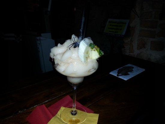 l'Margaritaio Cocktail Bar : Margarita Frozen