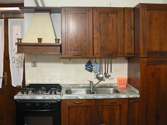 Podere Val di Gallo: кухня