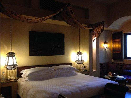 Bab Al Shams Desert Resort & Spa: Room