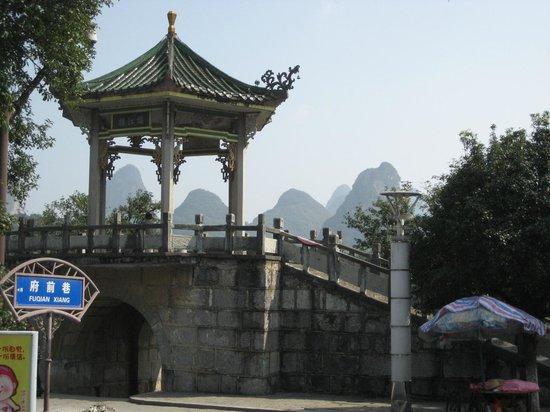 River View Inn: gateway to river
