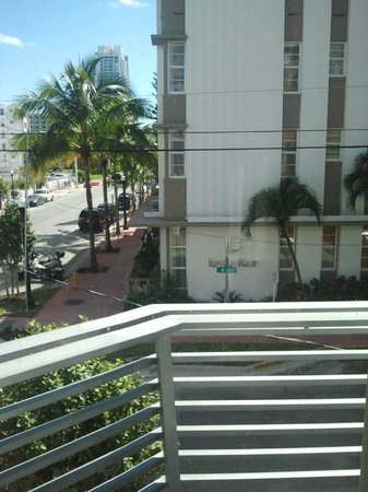 Sense Beach House: vista da suite