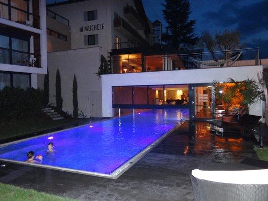 Hotel Muchele: Aussepool / Innenpool