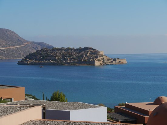 Domes of Elounda, Autograph Collection: Blick auf Spinalonga