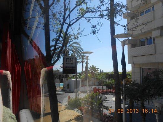 NH Marbella: Hotel em Marbella