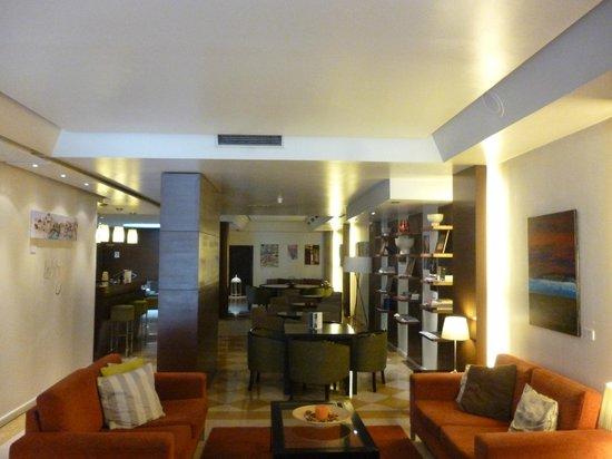 NH Lisboa Campo Grande: Lobby