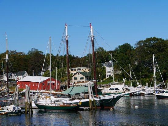 Belmont Inn : Camden Harbor
