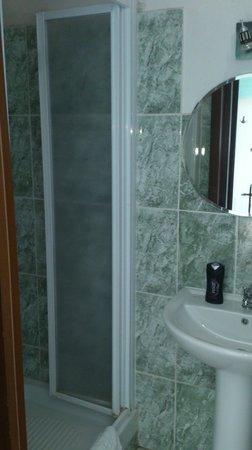 Hotel Roma Mansion: Baño