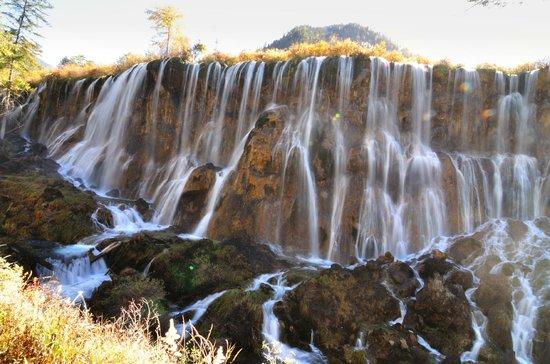 Nuorilang Waterfall: Nuorilang falls