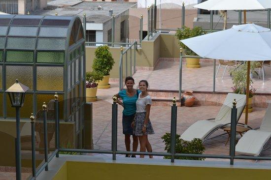 El Cabildo: Solterrassen