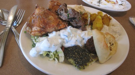 Superb Lunch Buffet Good Price Review Of Mr Kebab Redlands Ca Home Remodeling Inspirations Cosmcuboardxyz