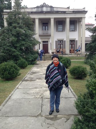 Belle Meade Plantation : The front of the house
