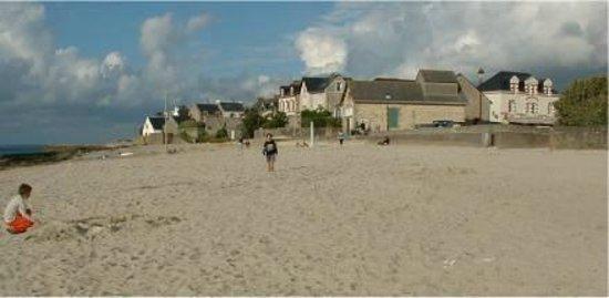 Hotel de la Plage : Plage Saint Michel