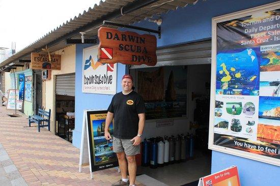 Darwin Scuba Dive