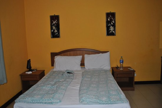 Lavinia House: Room where we stayed