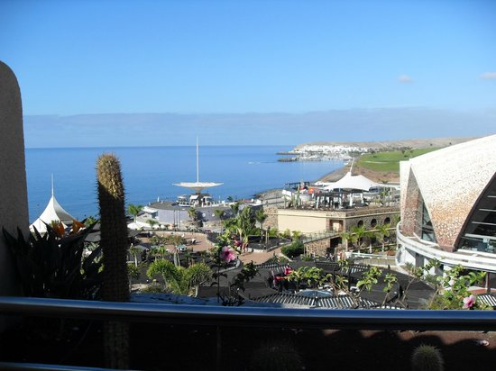 H10 Playa Meloneras Palace: View from balcony