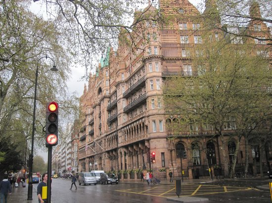 The Principal London : Hotel Russell London April 2012