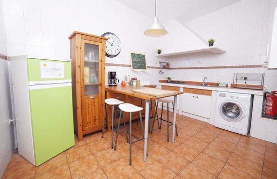 La Casa Mata: Cucina