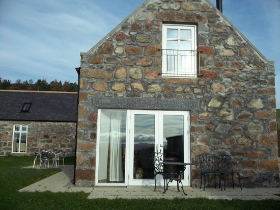 Perkhill Holiday Cottages : Design of the cottage is just great.