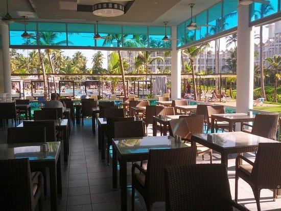 Hotel Riu Palace Macao: RESTAURANTE