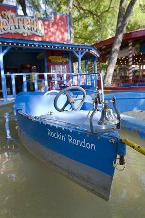 Kiddie Park: Boat Ride