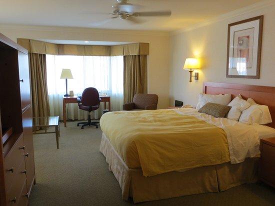 Best Western De Anza Inn: Room 209