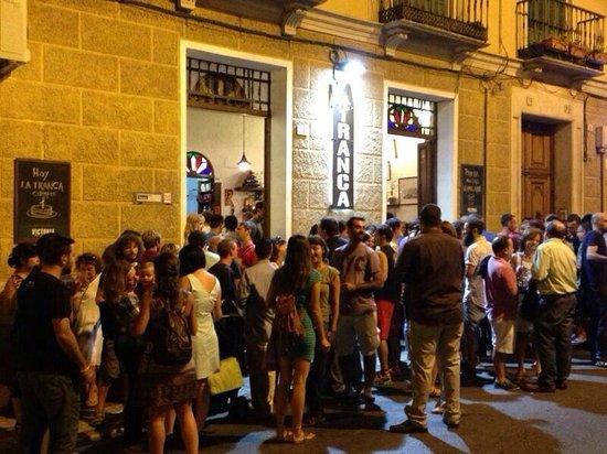 La Tranca: Feria de Malaga