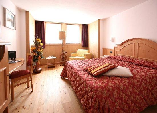 Hotel Pedranzini: Camera matrimoniale