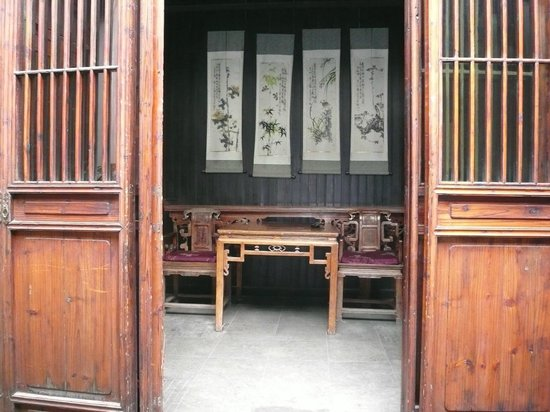 Suzhou Mingtown Suzhou Youth Hostel : no ikea furniture, Mingtown Youth Hostel, Suzhou