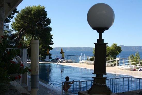 Aurora Hotel: Hotel Aurora - basen ...