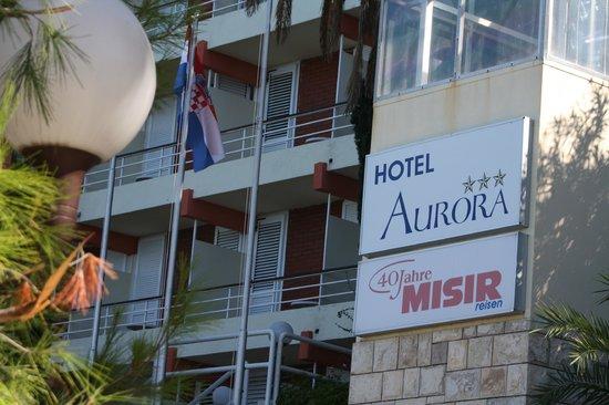 Aurora Hotel: Podgora - Hotel Aurora