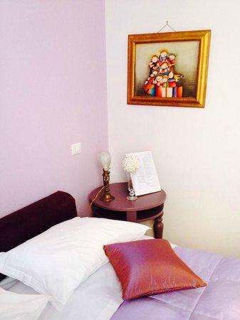 Casa Anita: stanza viola
