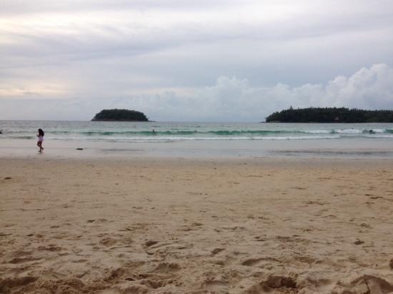 The Boathouse Phuket: the beach