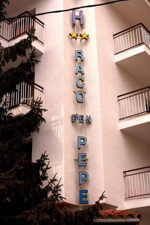Hotel Raco d'en Pepe