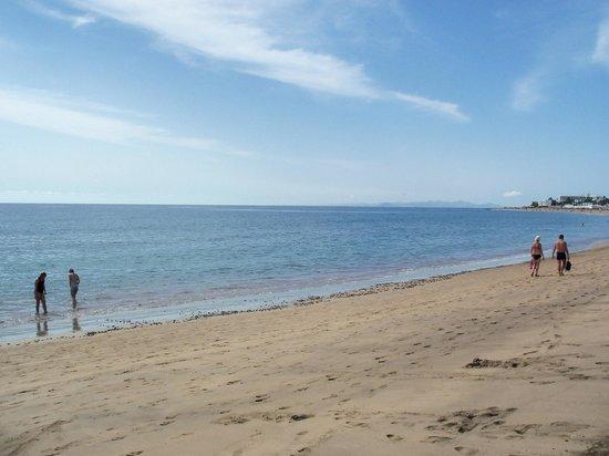 Relaxia Olivina: playa preciosa