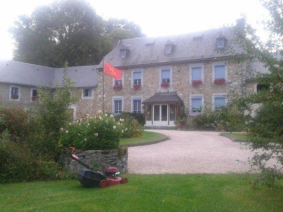 Saint-Arroman, França: La demeure