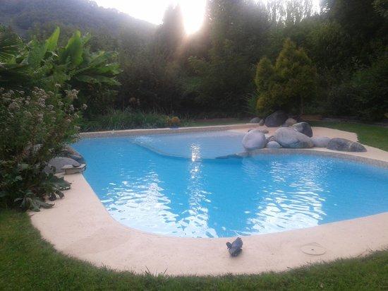 Saint-Arroman, ฝรั่งเศส: La piscine
