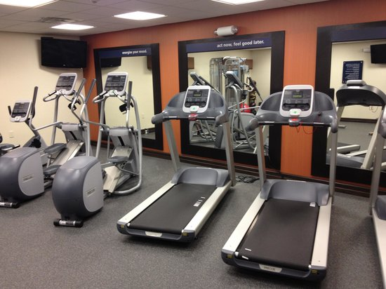 Hampton Inn & Suites Houston I-10/Central: Gym