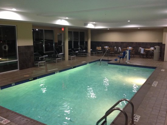 Hampton Inn & Suites Houston I-10/Central: Indoor Pool