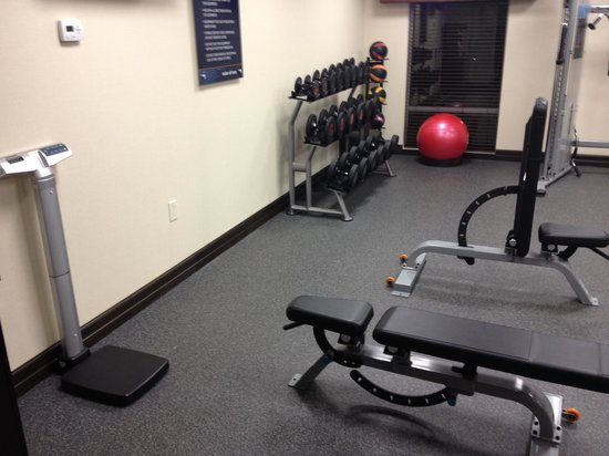 Hampton Inn & Suites Houston I-10/Central: More Gym