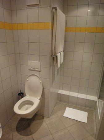 Gastehaus am RPTC: ванная
