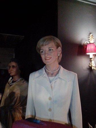 Museo de Cera de Madrid: Lady Di