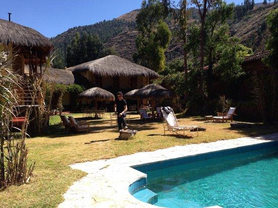 Ninos Hacienda: Piscina
