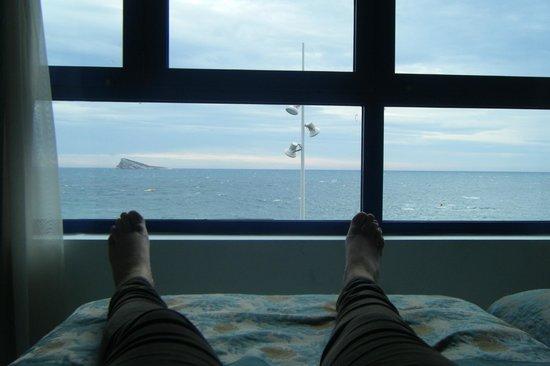 Villa Del Mar Hotel: Sea- view